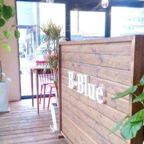 CAFE DINING BAR B‐Blue