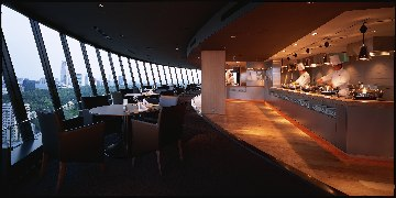 VIEW&DINING THE Sky
