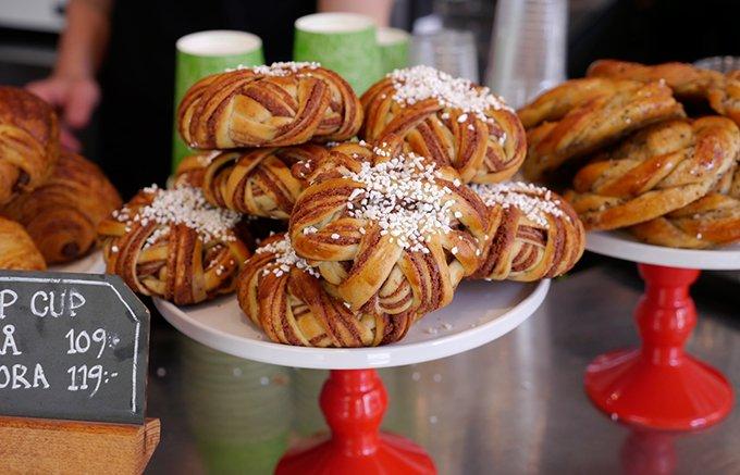 『かもめ食堂』ファン必食。フィンランドにトリップできる北欧シナモンロール