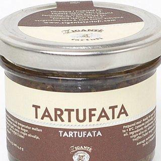 トリュフがたっぷり!ぜいたくな味わいのクロアチア産「タルトゥファータ」