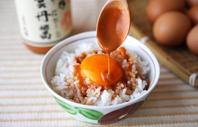 100倍旨い!究極の卵かけご飯を楽しむ超エリート素材!