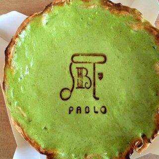 パブロピカソもビックリ、チーズケーキの革命児。