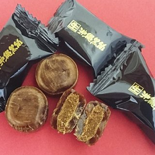 「○○といえば、○○」私は黒飴といえば、松屋生黒飴なんです!