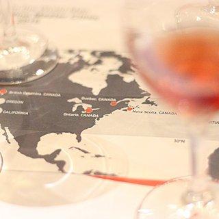 今まで味わった事のないワインに出会う!「カナダワインマスタークラス」