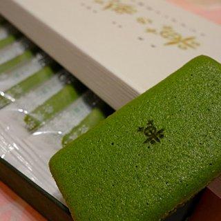 京都限定!京の匠三人による究極の味「ラングドシャ  茶の菓」