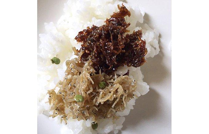 ちりめん山椒のメッカ京都で見つけた!手作り、まごころこもった「ちりめん山椒」