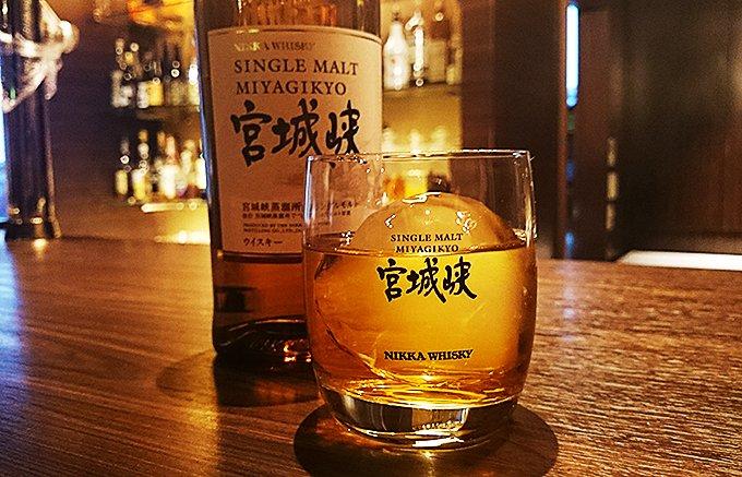 日本のウイスキーの父の情熱をこめて作られたジャパニーズウイスキー「宮城峡」