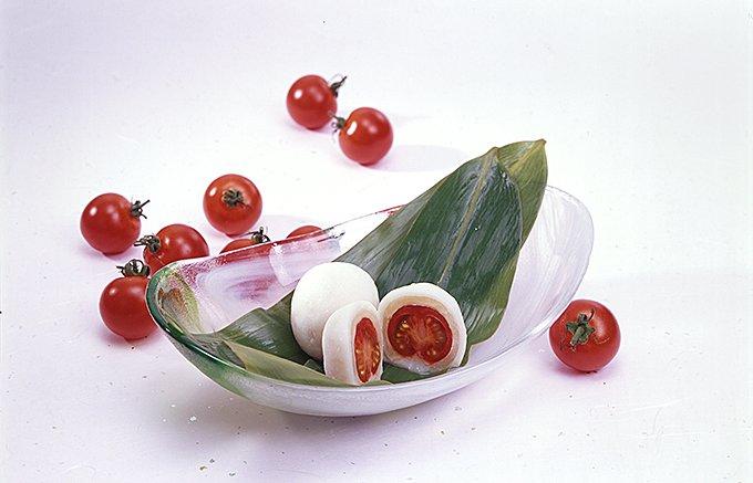 トマト大福 如水庵 福岡