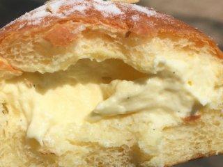 冷たい「クリームパン」は必食!これから注目されること間違いなしの新店