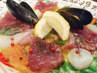 イタリア産ビールがめちゃウマ!肉も魚介も美味しい隠れ家イタリアン