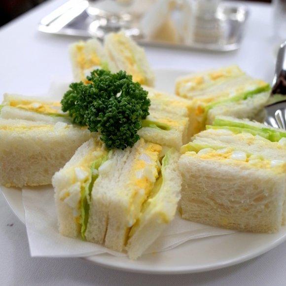 絶対食べたい!東京・銀座の美味しいたまごサンド5選