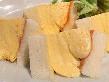 8センチ以上の超極厚!京都で人気の「伝説の玉子サンド」が東京に上陸