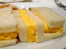 玉子サンドが超進化!高級食パン専門店のこだわり抜いたオムレツサンド
