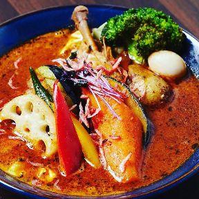 札幌スープカレーJACK 新町店