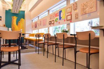GALLERY&CAFE CAMELISH