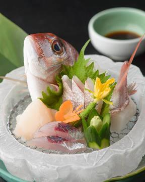 日本料理 富成