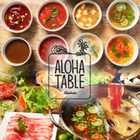 ALOHA TABLE waikiki kyobashi