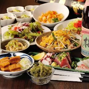 沖縄料理長町酒場 蚕 ‐san‐
