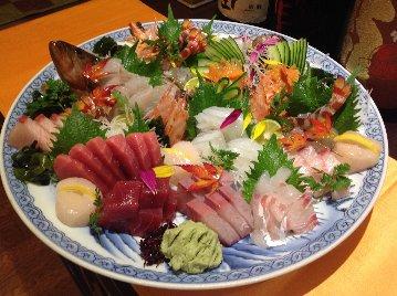 厳選食材×個室魚夏‐うおなつ‐