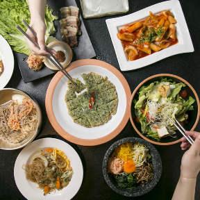 韓国料理店 ぎわ心斎橋