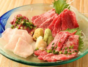 桜肉寿司 馬肉酒場馬喰ろう(ばくろう) 四日市