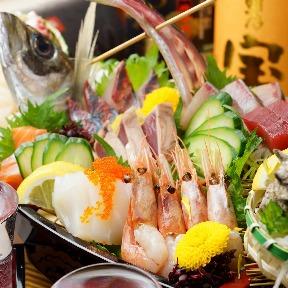 個室 居酒屋 北海道知床漁場新大阪店