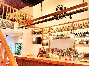 Cafe&darts Roof~ルーフ~草津