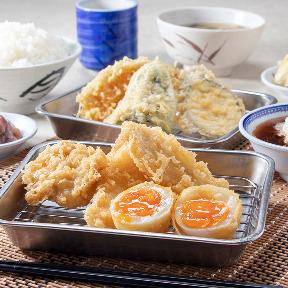 天ぷら定食えびす食堂 波多江店