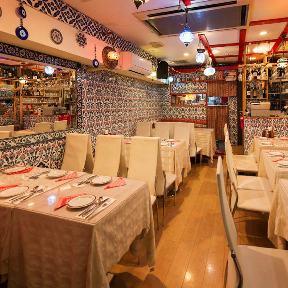 ニューアリババトルコレストラン&バー 関内馬車道店