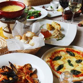 肉イタリアン×ワインバル バベーネ和歌山フォルテ店