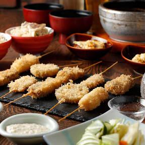 米・肴・旬菜 八