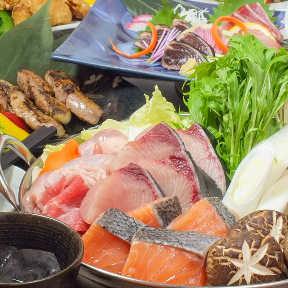 個室 北海道 魚均岡山駅前店