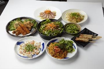 長野個室居酒屋 旬菜酒肉 りんどう庵