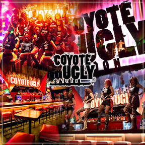 COYOTE UGLY SALOON ROPPONGI