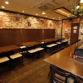 串焼きバル mansun池袋東口店