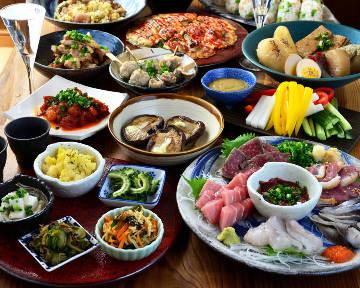 日本酒・おでん ト18食堂福島聖天通店