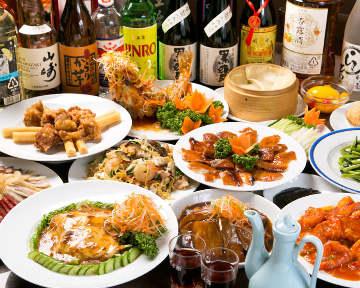 本格中華オーダー式食べ放題香港亭 新小岩店