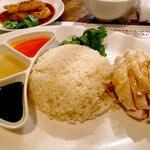 海南鶏飯食堂 麻布十番店