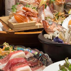 農家と漁師の台所 北海道レストラン別邸 嶋北店