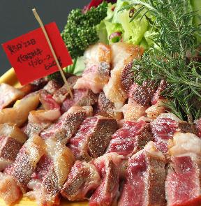 熟成肉バル レッドキングコング橋本