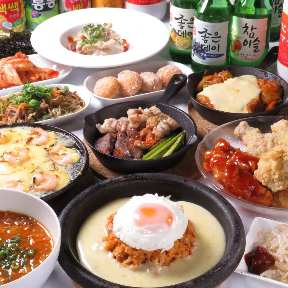 韓国料理 食べ放題専門店コリアン韓キッチンZEN 道頓堀店