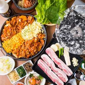 Korean Kitchen KOUYA -倖屋-