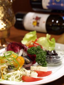 ギリシャ料理オリンピア(OLYMPIA)