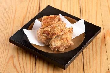 日本酒と地鶏からあげ さつま屋