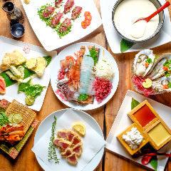 肉と日本酒バル ワラカド津田沼店