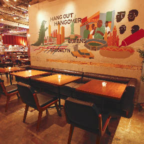 New York Style DINER ‐HangOut HangOver TOKYO‐ 渋谷本店