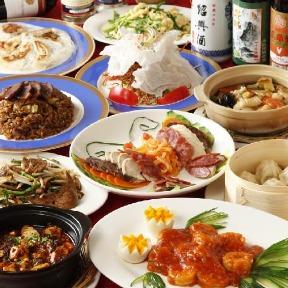 本格中華&個室宴会 香港厨房橋本店