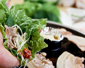 個室焼肉 韓国料理 李朝園十三店