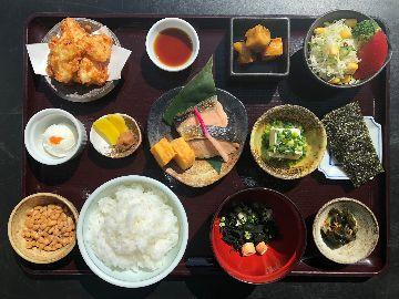 Restaurant ホテルマイステイズ大分