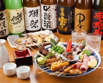 旬の鮮魚と個室 楽の宴神田総本店